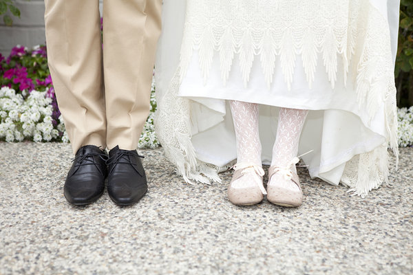 Shoes, Fashion, Real Weddings, Wedding Style, Spring Weddings, West Coast Real Weddings, Garden Real Weddings, Spring Real Weddings, Vintage Real Weddings, Garden Weddings, Vintage Weddings, wedding shoes
