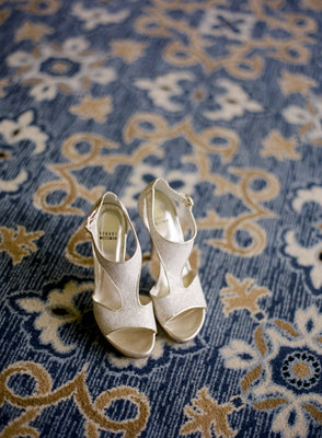 Fashion, Real Weddings, Wedding Style, white, ivory, blue, Beach Real Weddings, Summer Weddings, West Coast Real Weddings, Summer Real Weddings, Beach Weddings, wedding shoes, Nautical Weddings, Nautical Real Weddings