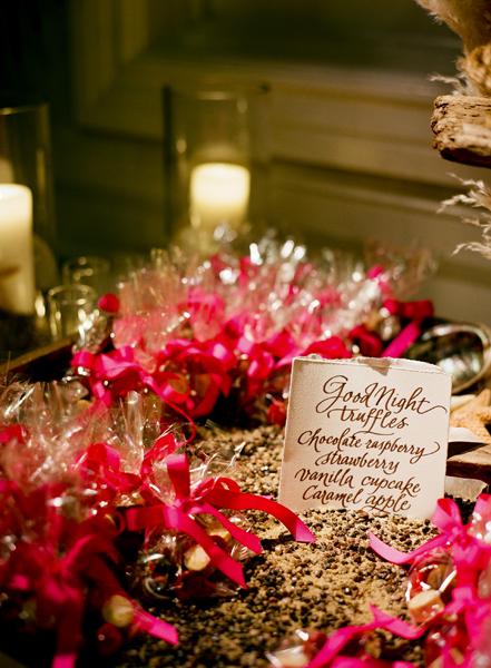 Favors & Gifts, Real Weddings, Wedding Style, pink, brown, Edible Wedding Favors, Beach Real Weddings, Summer Weddings, West Coast Real Weddings, Summer Real Weddings, Beach Weddings, Nautical Weddings, Nautical Real Weddings