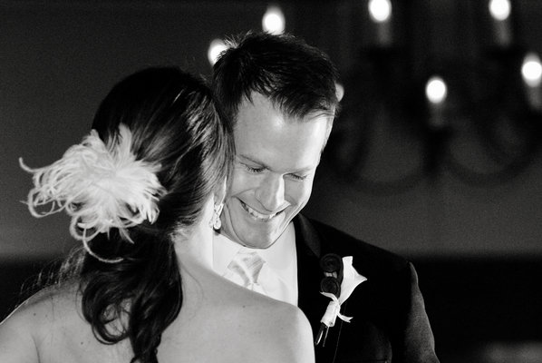 Beauty, Real Weddings, Wedding Style, white, black, Feathers, Comb, Fall Weddings, Modern Real Weddings, West Coast Real Weddings, Classic Real Weddings, Fall Real Weddings, Classic Weddings, Modern Weddings