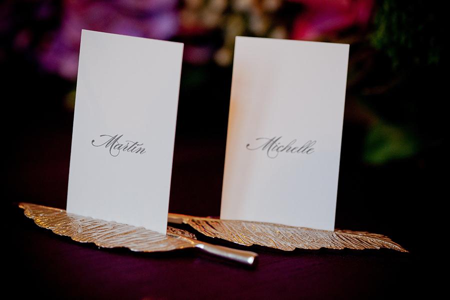 Stationery, Real Weddings, Escort Cards, Classic Real Weddings, Fall Real Weddings, Midwest Real Weddings, Midwest Weddings, City Real Wedding, Autumn Real Weddings, Chicago Real Weddings, Chicago Weddings, City Wedding