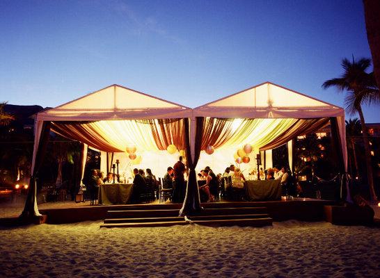 Real Weddings, Beach Real Weddings, Beach Weddings, Beach Wedding Flowers & Decor