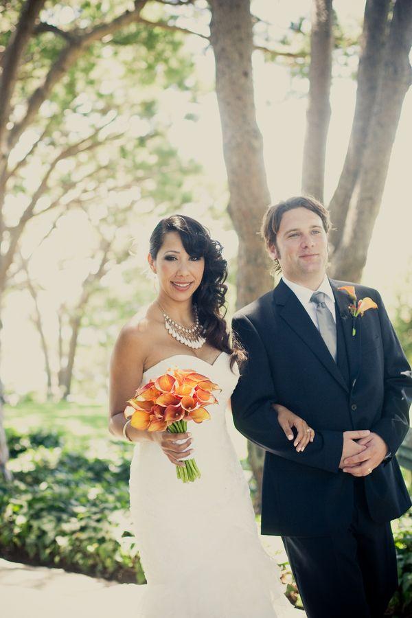 Beauty, Real Weddings, Wedding Style, Down, Wavy Hair, Modern Real Weddings, Summer Weddings, Summer Real Weddings, Modern Weddings