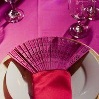 Flowers & Decor, Real Weddings, Wedding Style, pink, Place Settings, Modern Real Weddings, Summer Weddings, Summer Real Weddings, Modern Weddings, Modern Wedding Flowers & Decor