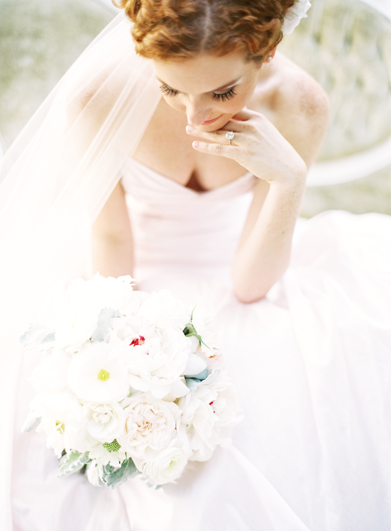 Beauty, Real Weddings, Wedding Style, Makeup, Fair Complexion, Summer Weddings, Summer Real Weddings, Same sex wedding, Pink wedding dress, Same Sex Real Weddings, Romantic Real Weddings, Romantic Weddings, Gay Real Weddings, Gay Weddings, Texas Real Weddings, Texas Weddings