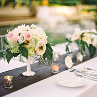 Reception, Flowers & Decor, Real Weddings, Wedding Style, pink, Centerpieces, Summer Weddings, Summer Real Weddings, Grey, Peach, Same sex wedding, Same Sex Real Weddings, Romantic Real Weddings, Romantic Weddings, Gay Real Weddings, Gay Weddings, Texas Real Weddings, Texas Weddings