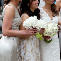 Bridesmaids, Real Weddings, Wedding Style, Spring Weddings, City Real Weddings, Classic Real Weddings, Midwest Real Weddings, Spring Real Weddings, City Weddings, Metallic
