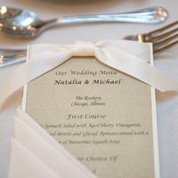 Stationery, Real Weddings, Wedding Style, Spring Weddings, City Real Weddings, Classic Real Weddings, Midwest Real Weddings, Spring Real Weddings, City Weddings, Menus