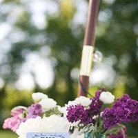 Flowers & Decor, Stationery, Real Weddings, Wedding Style, Menu Cards, Rustic Real Weddings, Spring Weddings, Spring Real Weddings, Rustic Weddings, Spring Wedding Flowers & Decor, mid-atlantic real weddings
