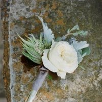 Flowers & Decor, Real Weddings, Wedding Style, Boutonnieres, Rustic Real Weddings, Southern Real Weddings, Spring Weddings, Rustic Weddings, Rustic Wedding Flowers & Decor