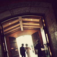 white, black, West Coast Real Weddings, Vineyard Weddings