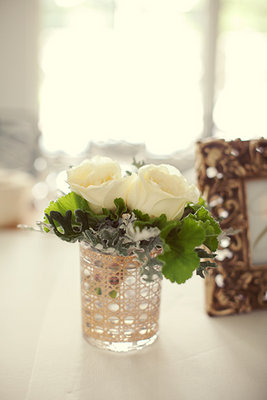 Flowers & Decor, Real Weddings, Wedding Style, white, Centerpieces, Southern Real Weddings, Spring Weddings, Garden Real Weddings, Spring Real Weddings, Garden Weddings, Vintage Wedding Flowers & Decor