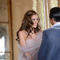 Ceremony, Real Weddings, Destination, Glamorous, Formal, Dramatic