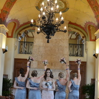 Bridesmaids, Real Weddings, Destination, Glamorous, Formal, Dramatic, grey dresses, florida real weddings, florida weddings