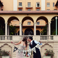 Real Weddings, Destination, Glamorous, Formal, banners, Dramatic, florida real weddings, florida weddings