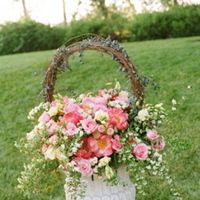 Flowers & Decor, Real Weddings, Wedding Style, Ceremony Flowers, Summer Weddings, West Coast Real Weddings, Summer Real Weddings, Summer Wedding Flowers & Decor