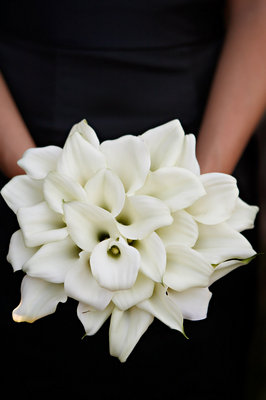 Flowers & Decor, Real Weddings, Wedding Style, white, Bridesmaid Bouquets, Modern Real Weddings, Glam Real Weddings, Glam Weddings, Modern Weddings, Classic Wedding Flowers & Decor
