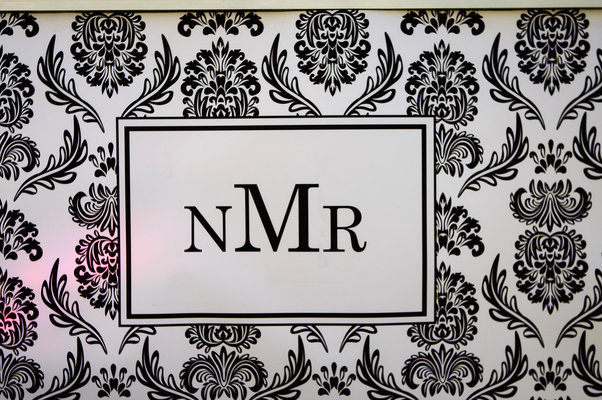 Stationery, Real Weddings, Wedding Style, black, Modern Real Weddings, Glam Real Weddings, Glam Weddings, Modern Weddings, Damask, Monograms
