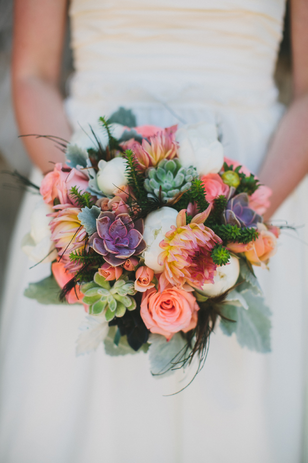Flowers & Decor, Real Weddings, Wedding Style, orange, Bride Bouquets, Southern Real Weddings, Spring Weddings, Spring Real Weddings, Garden Wedding Flowers & Decor, Spring Wedding Flowers & Decor
