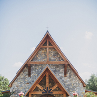 Flowers & Decor, Real Weddings, Wedding Style, Ceremony Flowers, Rustic Real Weddings, Southern Real Weddings, Spring Weddings, Spring Real Weddings, Rustic Weddings, Chapel, Stone