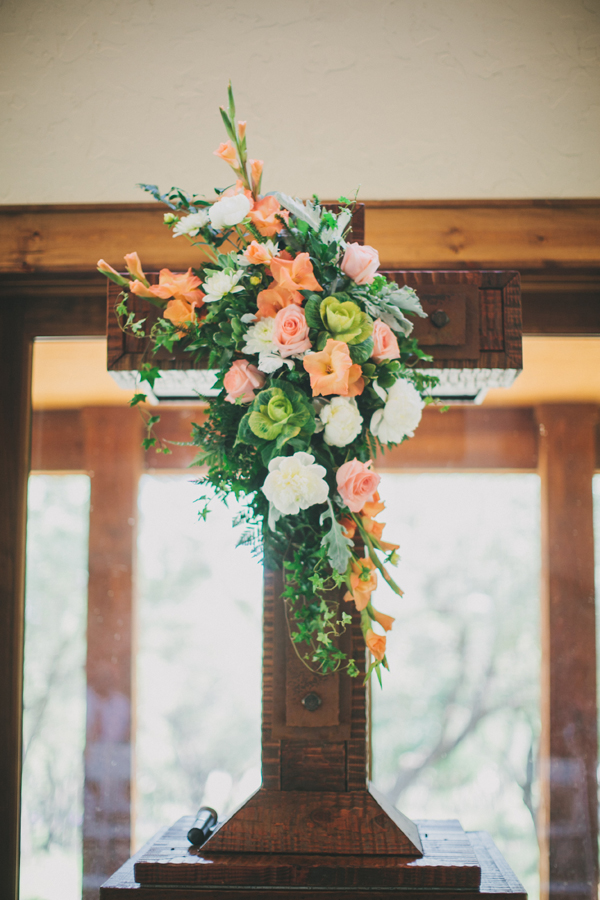 Flowers & Decor, Real Weddings, Wedding Style, Ceremony Flowers, Southern Real Weddings, Spring Weddings, Spring Real Weddings, Spring Wedding Flowers & Decor, Pastel