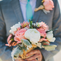Flowers & Decor, Real Weddings, Wedding Style, Bride Bouquets, Southern Real Weddings, Spring Weddings, Spring Real Weddings, Pastel