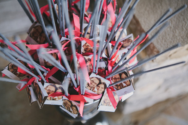 Favors & Gifts, Real Weddings, Wedding Style, red, Southern Real Weddings, Spring Weddings, Spring Real Weddings, Sparklers, Matches