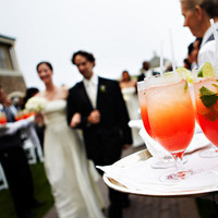 Real Weddings, orange, West Coast Real Weddings, Classic Real Weddings, Classic Weddings, Food & Drink
