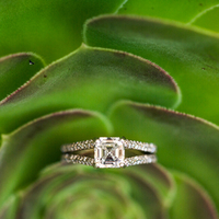 Jewelry, Real Weddings, Wedding Style, green, Engagement Rings, Summer Weddings, West Coast Real Weddings, Summer Real Weddings, Nautical Weddings, Nautical Real Weddings