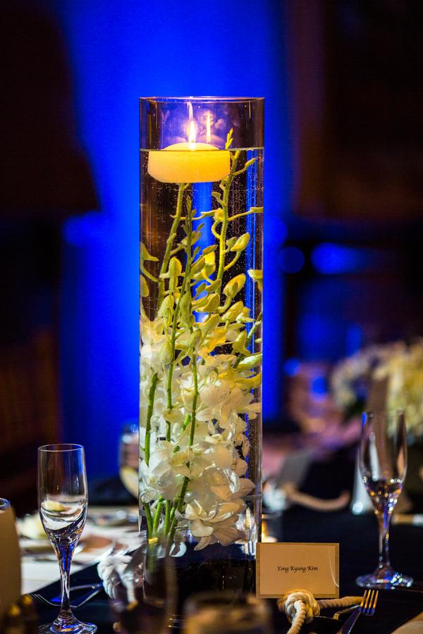 Flowers & Decor, Real Weddings, Wedding Style, blue, Summer Weddings, West Coast Real Weddings, Summer Real Weddings, Modern Wedding Flowers & Decor, Nautical Weddings, Nautical Real Weddings
