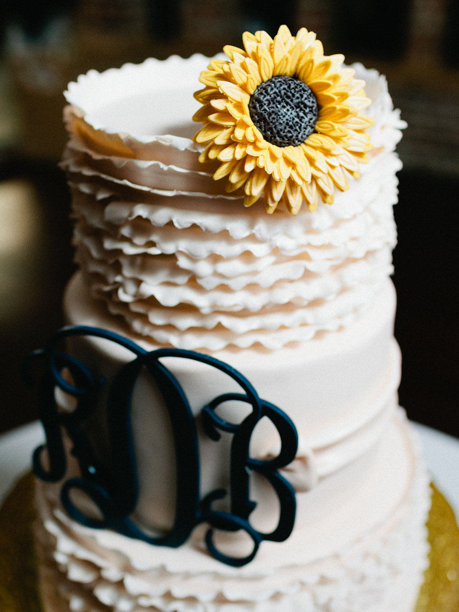 Cakes, Real Weddings, Wedding Style, yellow, Summer Wedding Cakes, Wedding Cakes, Cake Toppers, Southern Real Weddings, Summer Weddings, Summer Real Weddings