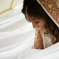 Beauty, Real Weddings, Wedding Style, Makeup, Down, Long Hair, West Coast Real Weddings, cultural real weddings, cultural weddings, indian real weddings, indian weddings