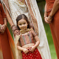 Flower Girl Dresses, Fashion, Real Weddings, Wedding Style, red, West Coast Real Weddings, cultural real weddings, cultural weddings, indian real weddings, indian weddings
