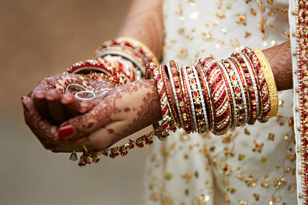 Jewelry, Real Weddings, Wedding Style, red, Bracelets, West Coast Real Weddings, cultural real weddings, cultural weddings, indian real weddings, indian weddings