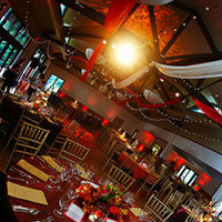 Flowers & Decor, Real Weddings, Wedding Style, red, Tables & Seating, Fall Weddings, West Coast Real Weddings, Fall Real Weddings, Fall Wedding Flowers & Decor, cultural real weddings, cultural weddings, indian real weddings, indian weddings