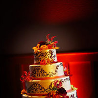 Cakes, Real Weddings, Wedding Style, Fall Wedding Cakes, Wedding Cakes, Fall Weddings, West Coast Real Weddings, Fall Real Weddings, cultural real weddings, cultural weddings, indian real weddings, indian weddings