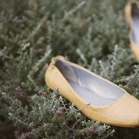 Shoes, Real Weddings, Wedding Style, yellow, Modern Real Weddings, Spring Weddings, West Coast Real Weddings, Spring Real Weddings, Modern Weddings