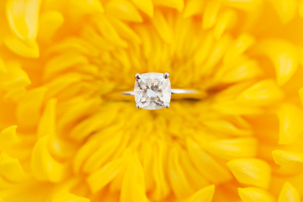 Jewelry, Real Weddings, Wedding Style, Engagement Rings, Modern Real Weddings, Spring Weddings, West Coast Real Weddings, Spring Real Weddings, Modern Weddings, princess cut engagement rings
