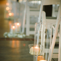 Flowers & Decor, Real Weddings, Wedding Style, white, Aisle Decor, Candles, Southern Real Weddings, Winter Weddings, Classic Real Weddings, Winter Real Weddings, Classic Weddings, Classic Wedding Flowers & Decor
