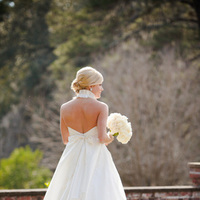 Beauty, Real Weddings, Wedding Style, Chignon, Updo, Southern Real Weddings, Winter Weddings, Classic Real Weddings, Winter Real Weddings, Classic Weddings