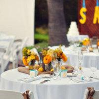 Flowers & Decor, Real Weddings, Wedding Style, Tables & Seating, Summer Weddings, West Coast Real Weddings, Summer Real Weddings, Summer Wedding Flowers & Decor