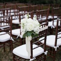 Flowers & Decor, Real Weddings, Wedding Style, Ceremony Flowers, Fall Weddings, Southern Real Weddings, Classic Real Weddings, Fall Real Weddings, Classic Weddings, Garden Weddings, Classic Wedding Flowers & Decor, Southern weddings