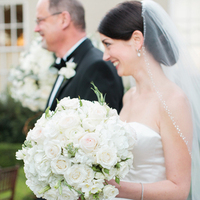 Real Weddings, Wedding Style, ivory, Bride Bouquets, Fall Weddings, Southern Real Weddings, Classic Real Weddings, Fall Real Weddings, Classic Weddings, Garden Weddings, Southern weddings
