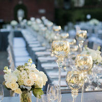 Flowers & Decor, Real Weddings, Wedding Style, ivory, Centerpieces, Fall Weddings, Southern Real Weddings, Classic Real Weddings, Fall Real Weddings, Classic Weddings, Garden Weddings, Classic Wedding Flowers & Decor, Colors, Southern weddings