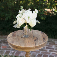 Flowers & Decor, Real Weddings, Wedding Style, white, ivory, Centerpieces, Fall Weddings, Southern Real Weddings, Classic Real Weddings, Fall Real Weddings, Classic Weddings, Garden Weddings, Classic Wedding Flowers & Decor, Southern weddings