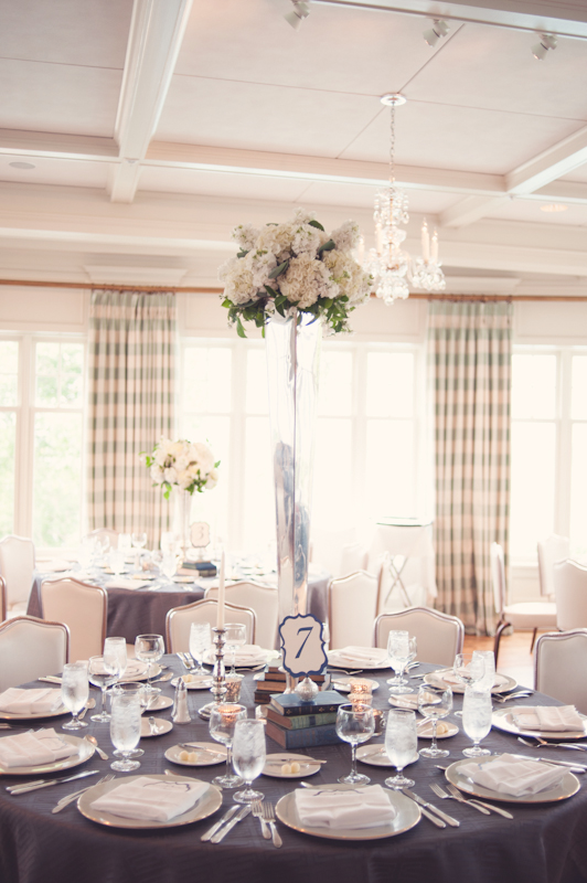 Flowers & Decor, Real Weddings, Wedding Style, Centerpieces, Tables & Seating, Place Settings, Winter Weddings, Midwest Real Weddings, Vintage Real Weddings, Winter Real Weddings, Vintage Weddings, Vintage Wedding Flowers & Decor, Winter Wedding Flowers & Decor