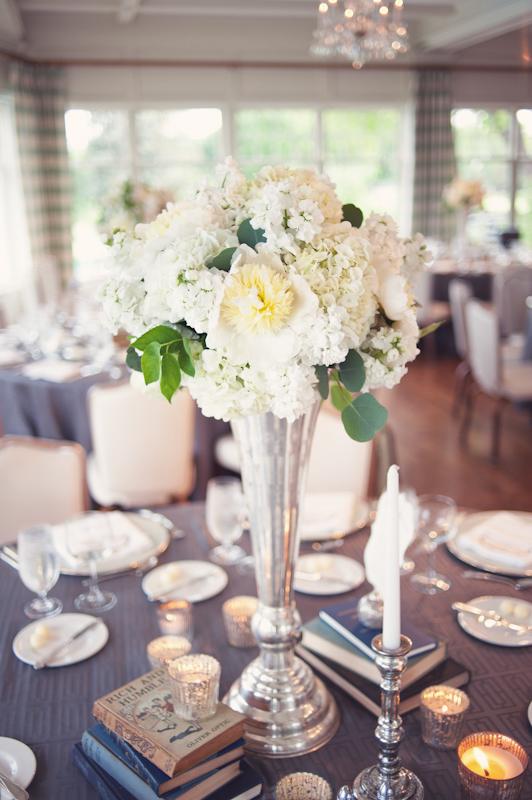 Flowers & Decor, Real Weddings, Wedding Style, Centerpieces, Winter Weddings, Midwest Real Weddings, Vintage Real Weddings, Winter Real Weddings, Vintage Weddings, Vintage Wedding Flowers & Decor