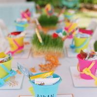 Flowers & Decor, Destinations, Real Weddings, Wedding Style, Hawaii, Beach Real Weddings, Summer Weddings, Summer Real Weddings, Beach Weddings, Beach Wedding Flowers & Decor, Summer Wedding Flowers & Decor, Kids, Neon