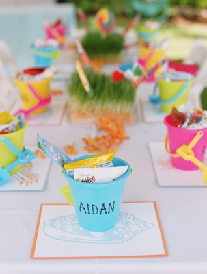 Flowers & Decor, Destinations, Real Weddings, Wedding Style, Hawaii, Beach Real Weddings, Summer Weddings, Summer Real Weddings, Beach Weddings, Beach Wedding Flowers & Decor, Summer Wedding Flowers & Decor, Kids, Neon
