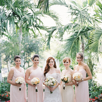 Bridesmaids Dresses, Romantic Wedding Dresses, Destinations, Fashion, Real Weddings, Wedding Style, pink, Destination Weddings, Classic Real Weddings, Summer Real Weddings, Classic Weddings, Colors, Romantic Real Weddings, Romantic Weddings